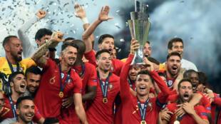 Selecção Portuguesa - Futebol - Football - Desporto - Cristiano Ronaldo - Portugal - Liga das Nações