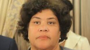Vice-ministra dos Negócios Estrangeiros e Cooperação de Moçambique Nyelete Mondlane