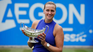 Petra Kvitova's win in Birmingham comes less than one month back on the tour following a career threatening injury to her left hand.