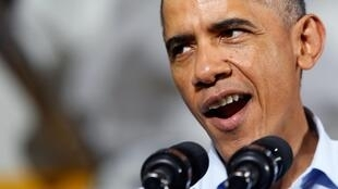 Barack Obama fez campanha para evitar um bloqueio sistemático de suas reformas no Congresso.