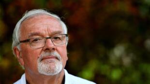 Maurice Feschet est lavandiculteur dans le sud de la France. En mai dernier, il a porté plainte avec 10 autres familles contre l'Union européenne pour sa responsabilité présumée dans le changement climatique.