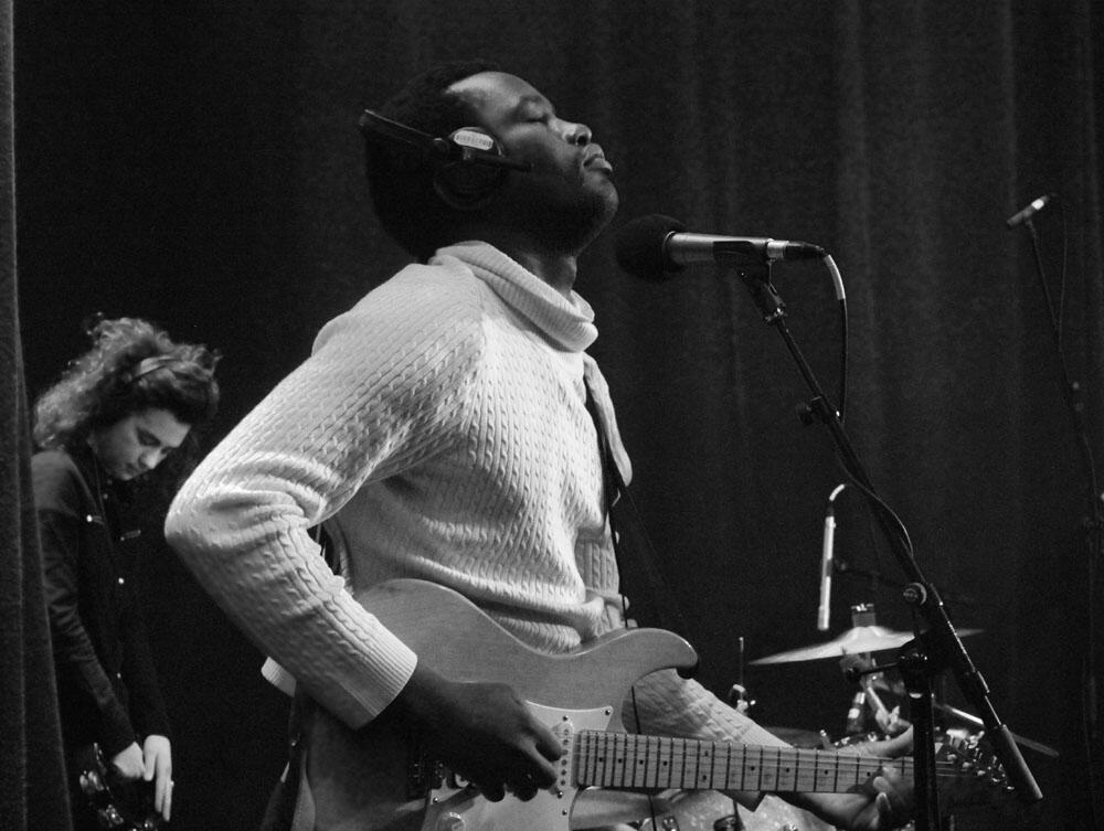 Songhoy Blues à RFI