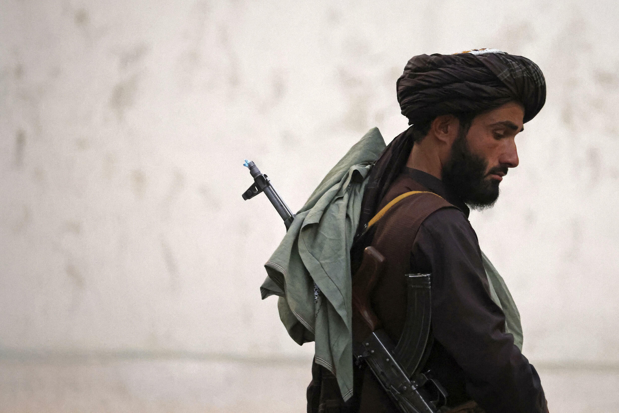 Women's rights in Afghanistan were sharply curtailed under the Taliban's 1996-2001 rule, but since returning to power the group claims they will be less extreme