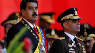 Presidente da Venezuela Nicolas Maduro no último dia 24 de junho.