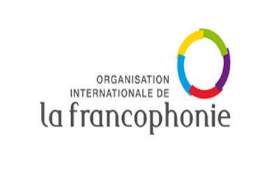 Logo de l'Organisation internationale de la Francophonie.