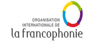 Logo de l'Organisation internationale de la Francophonie.