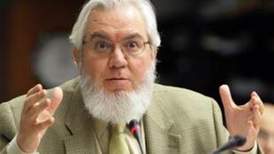Juan Somavia, director general de la OIT.