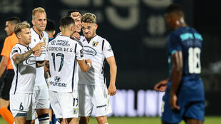 Famalicão - FC Porto - Futebol - Desporto - Portugal - Liga Portuguesa