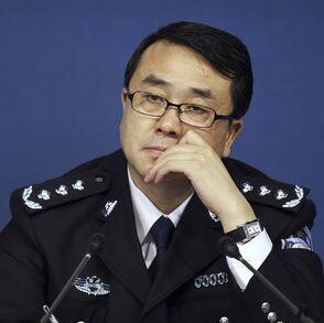 Tsohon shugaban 'Yan sandan kasar Sin, Wang Wang Lijun.