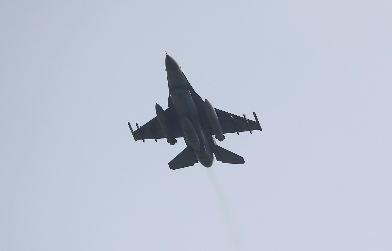 Chiến đấu cơ F-16 của Thổ Nhĩ Kỳ.