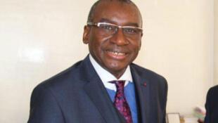 Sidiki Kaba, ministre sénégalais de la Justice.
