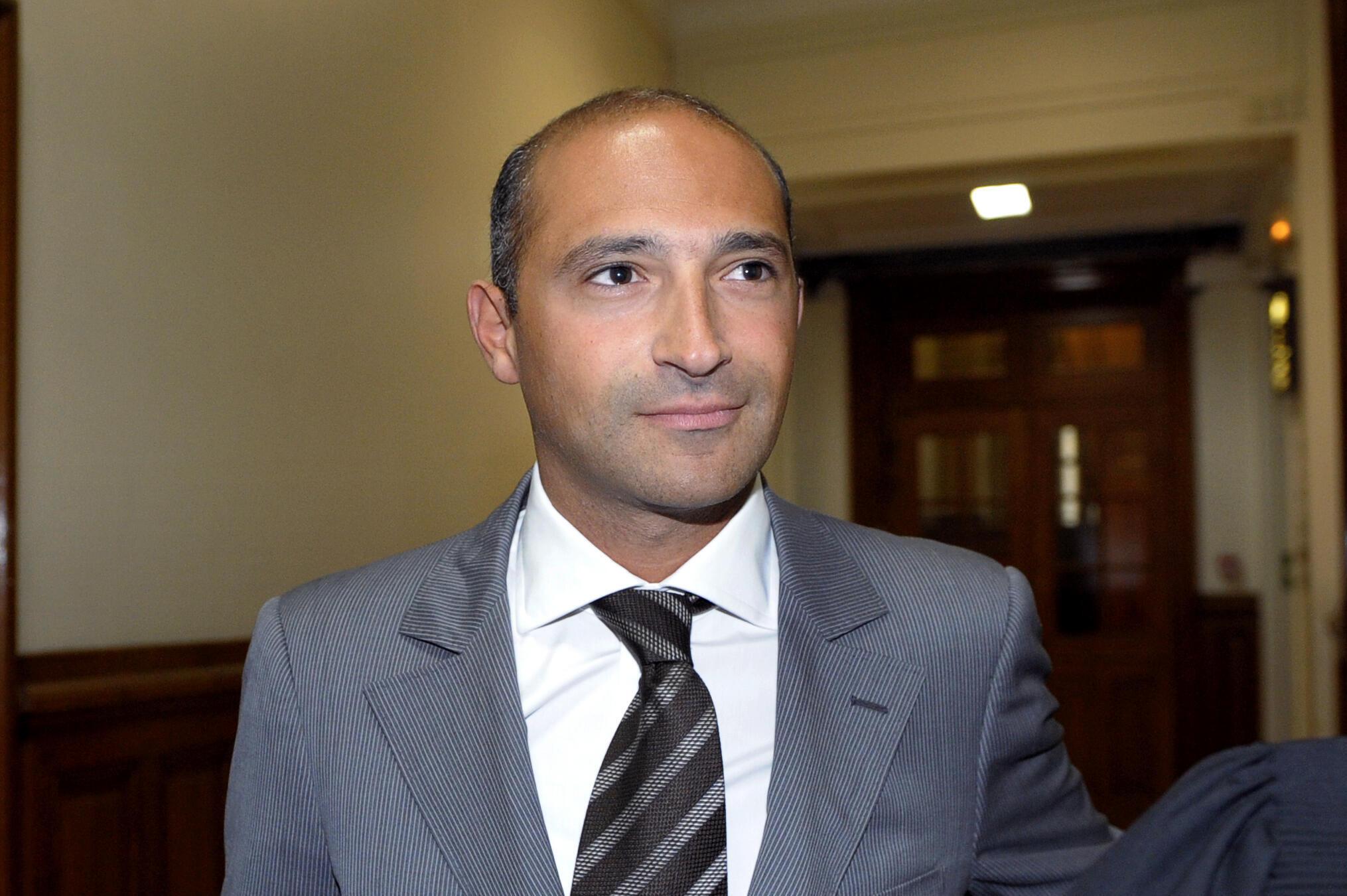 Thomas Fabius, ici en 2011 au tribunal de grande instance de Paris.