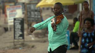 Still from 'Kinshasa Symphony'