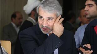 محمدباقر نوبخت، معاون برنامه ریزی و نظارت راهبردی رییس جمهور ایران