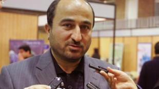 محمد مهدی نژاد نوری، معاون پژوهشی وزارت علوم جمهوری اسلامی