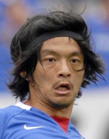 Naoki Matsuda Tsohon dan wasan kasar Japan