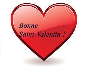 La Saint-Valentin, c'est la fête des amoureux.