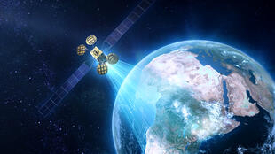 The AMOS-6 satellite will use high gain spot beams to cover large parts of West, East and Southern Africa.