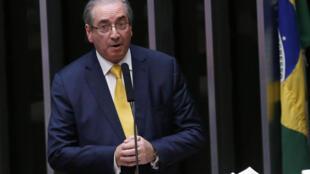 Yan majalisar wakilan Brazil sun tsige shugaban Majalisar  Eduardo Cunha bisa zargin cin hanci.