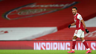 Missing man - Arsenal captain Pierre-Emerick Aubameyang