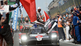 Toyota's Kazuki Nakajima, Sebastien Buemi andr Brendon Hartley won the 2020 edition of Le Mans 24 hrs race.