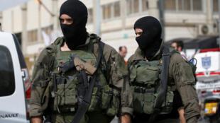 L'assaillant est activement recherché par l'armée israélienne qui a bloqué les accès au siège de l'Autorité palestinienne (photo d'illustration).