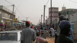 Une rue de Nouakchott, en Mauritanie (image d'illustration).
