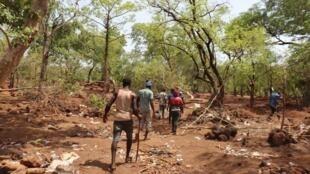 kounsitel- Gaoual-Guinée