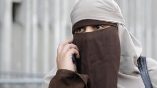 Wearing a burka in public has been illegal in France since 2011