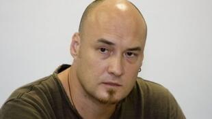 Правозащитник, представитель кампании «Правозащитники за свободные выборы» Валентин Стефанович