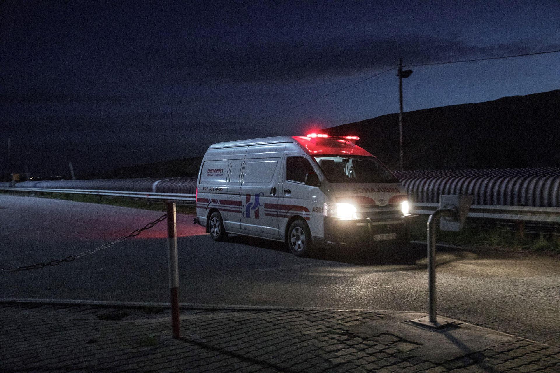 L'ONG britannique «Riders for Health», s'occupe depuis plus de 15 ans du service ambulancier publique de Gambie. (Photo d'illustration)