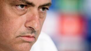New Tottenham manager Jose Mourinho