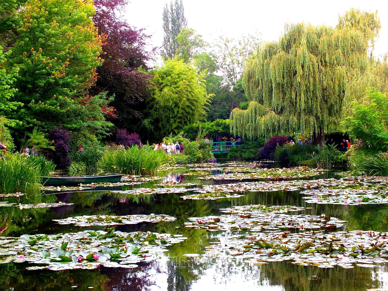 吉维尼莫奈花园