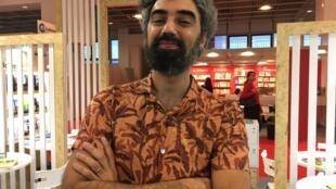 O escritor Fred Di Giacomo.