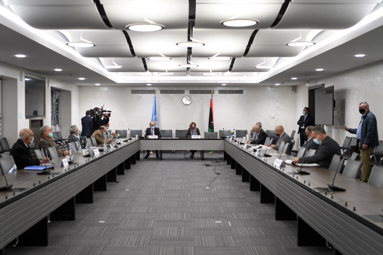 Hai phe tham chiến tại Libya trong cuộc thảo luận tại Genève dưới sự bảo trợ của Liên Hiệp Quốc.