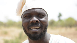 KPG, conteur du Burkina.