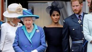 英国王室首脑峰会今天在桑德灵厄姆的女王乡间别墅举行,讨论哈里王子夫妇在王室的前途。