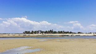 La presqu'île de Betania où les villageois de l'ethnie Vezo sont tous pêcheurs