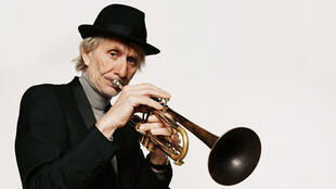 Portrait du trompettiste Erik Truffaz.