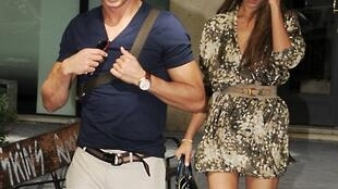 Cristiano Ronaldo da Budurwarsa Irina Shayk