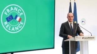 Le Premier ministre Jean Castex détaille ce jeudi 3 septembre 2020 son plan de relance en conseil des ministres.
