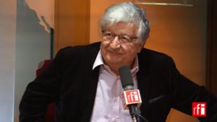 Elie Cohen, économiste et chercheur au CNRS.