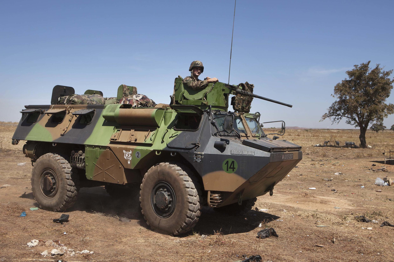 Dossier: War in Mali