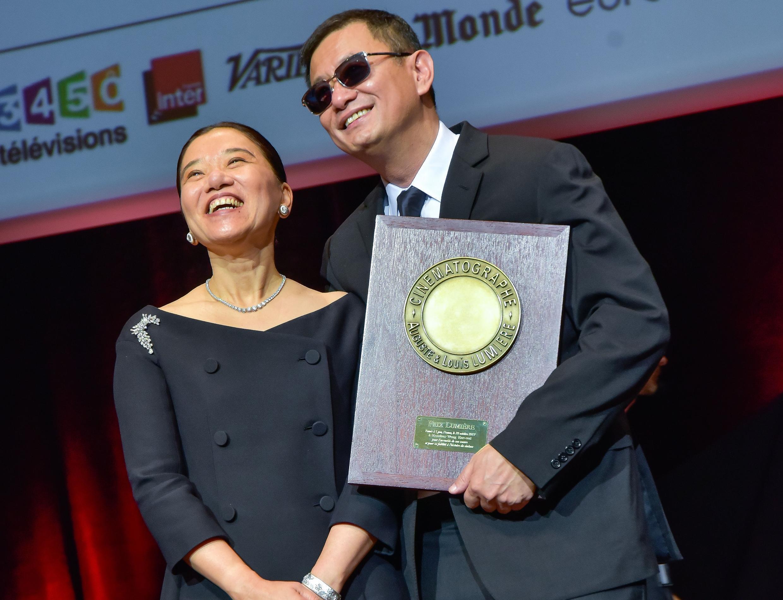 Đạo diễn Vương Gia Vệ nhận giải Thành tựu sự nghiệp nhân kỳ kiên hoan Lumière tại Lyon 2017