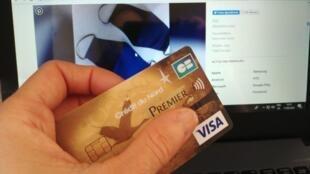 Dados de cartão de crédito de jornalista foram roubados em meio a compra de máscaras contra a Covid-19.