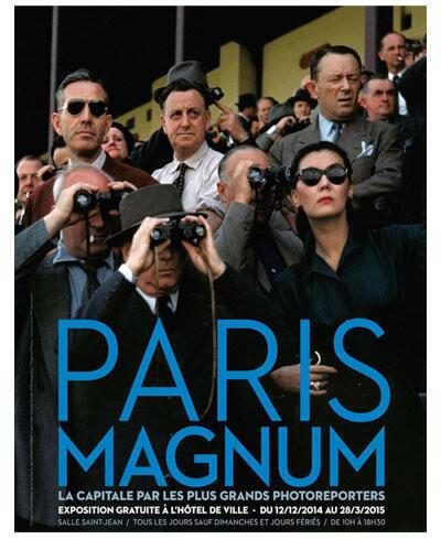 Triển lãm Paris Magnum tại Toà Đô Chính (www.paris.fr)