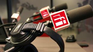 Интервью на RFI