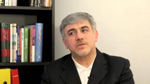 حسین علیزاده، دیپلمات سابق جمهوری اسلامی ایران و پژوهشگر مطالعات صلح در فنلاند