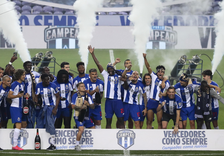 FC Porto sagrou-se Campeão de Portugal.