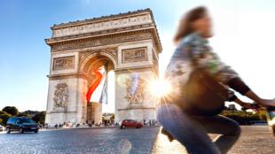 Um Pulo em Paris